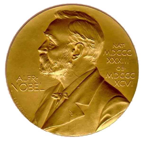 Nobel Prize Medal Awarded to Ivo Andrić